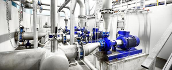 Sauberes Wasser aus der Wasserwerkleitung