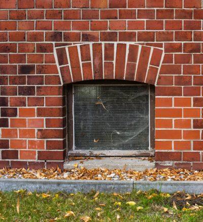 Keller mit Fenster